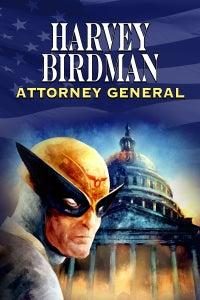 Harvey Birdman, Attorney General as X the Eliminator