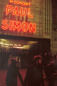 Paul Simon: You're the One - In Concert from Paris as Drums