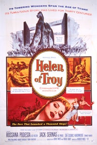 Helen of Troy as Agamemnon