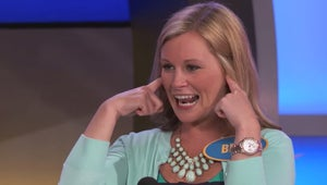 VIDEO: Family Feud Contestant Horrifies Family with Super Sexual Answer