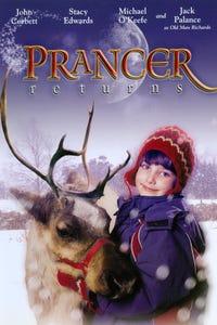 Prancer Returns as Scott