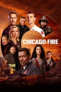 Chicago Fire as Chief Wallace Boden