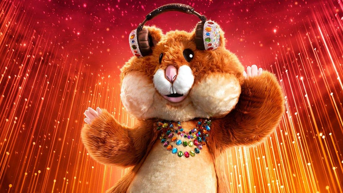 Hamster, The Masked Singer