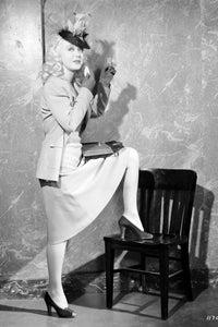 Marion Martin as Blonde