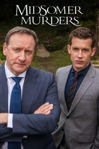 Midsomer Murders as Jamie Cameron