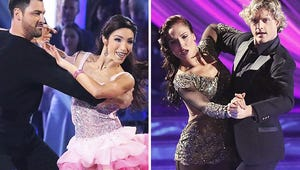 """DWTS: Charlie White and Meryl Davis Say They're """"In It Together"""""""