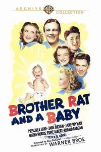 Brother Rat and a Baby as Mrs. Harper