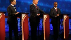 """Republicans: CNBC """"Should Be Ashamed"""" Over Handling of GOP Debate"""