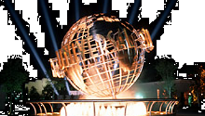 """Universal Studios Fire Ravages """"New York City,"""" Ghost Whisperer Sets"""