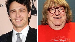 James Franco Strikes Back at Oscar Writer Bruce Vilanch