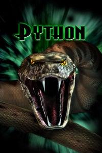 Python as Greg Larsen