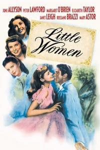 Little Women as Mr. March