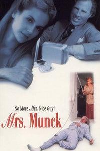 Mrs. Munck as Glass Man