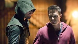 Arrow Scoop: Will Roy Finally Learn the Arrow's True Identity?