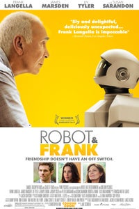 Robot & Frank as Jennifer