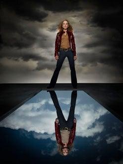 Saving Grace - Holly Hunter as Grace Hanadarko