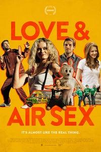 Love & Air Sex as Hugh G. Rection