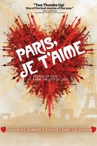 Paris je t'aime as The Tourist