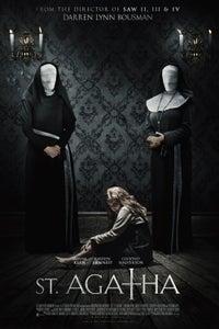 St. Agatha as Mother Superior
