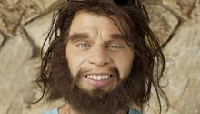 Cavemen Not About Race