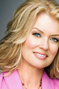 Mary Hart as Herself