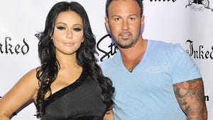 Report: Jersey Shore's JWoww Engaged to Longtime Boyfriend Roger