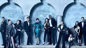 "The Kardashian-Jenner Girls Release ""Lady Marmalade"" Music Video"
