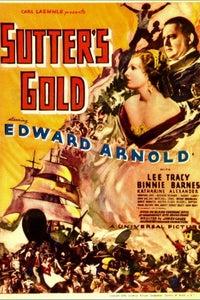 Sutter's Gold as Juan Bautista Alvarado Jr.