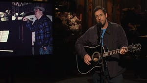 The Emmys Clearly Loved Adam Sandler's Unexpected Return to Saturday Night Live
