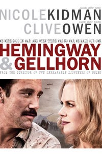 Hemingway & Gellhorn as Mary Welsh Hemingway
