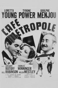 Cafe Metropole as Laura Ridgeway