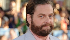 VIDEO: Hangover Star Zach Galifianakis Reveals Why He Quit Drinking