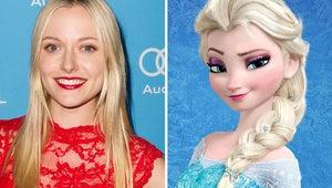 Once Upon a Time Casts Fringe Alum as Frozen's Elsa