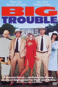 Big Trouble as Blanche Rickey