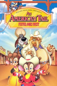 An American Tail: Fievel Goes West as T.R. Chula