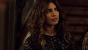 Quantico Exclusive: Will Alex Cover Up Her Almost-Kiss With Ryan?
