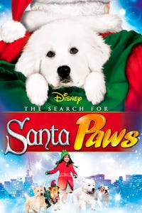 The Search for Santa Paws as Kate Huckle