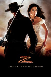 The Legend of Zorro as Governor's Wife
