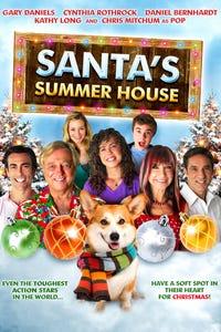 Santa's Summer House as Nanna