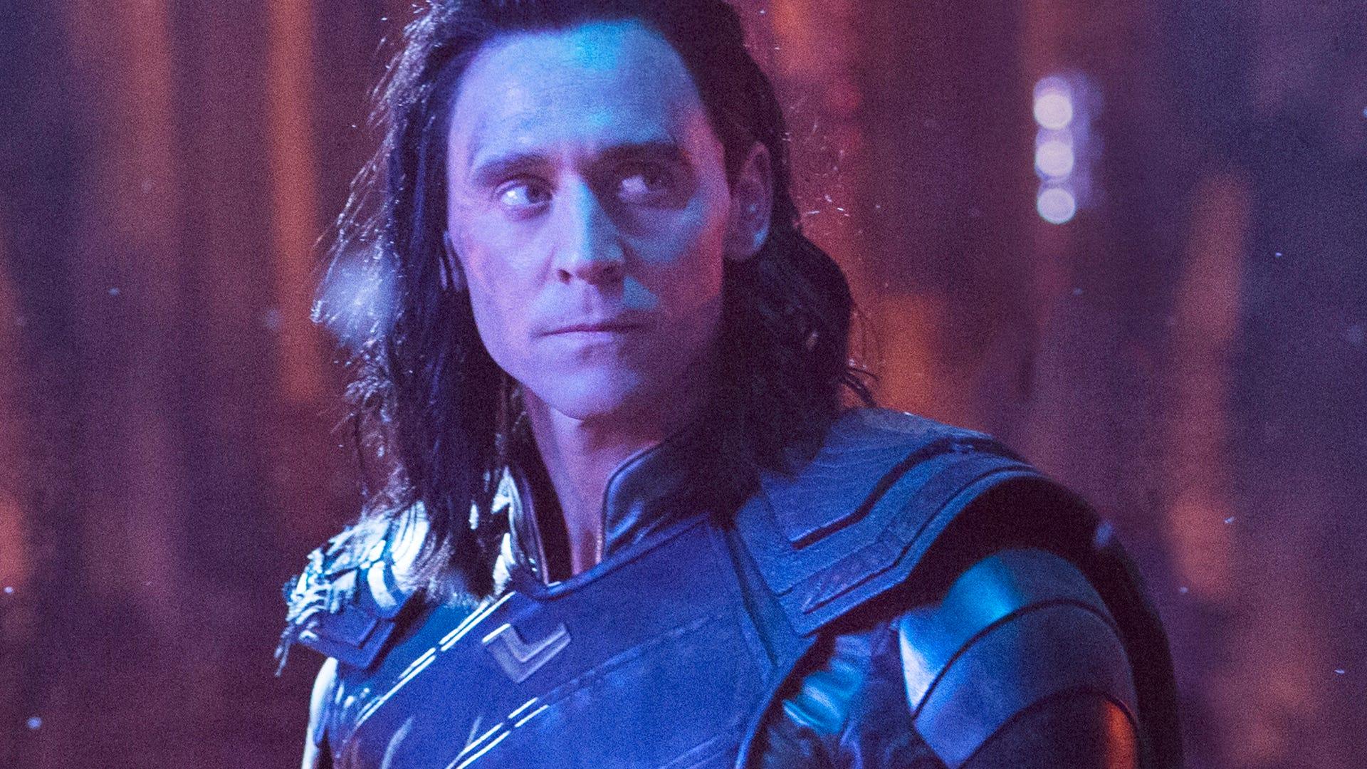 Tom Hiddleston, Avengers: Infinity War