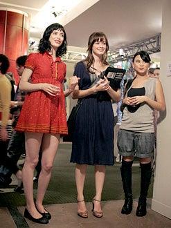 """Gilmore Girls - """"S Wonderful, S Marvelous"""" - Krysten Ritter, Alexis Bledel & Michelle Ongkingo"""