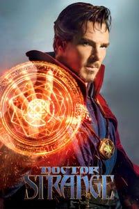 Doctor Strange as Christine Palmer