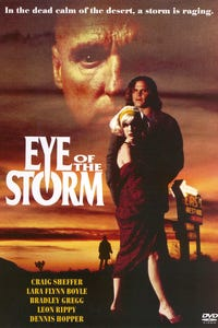 Eye of the Storm as Ray