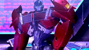 Exclusive: The Hub Goes Wall-to-Wall Transformers Prime on November 1