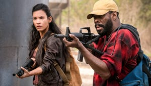 Fear the Walking Dead Mega Buzz: Luciana Is Back... With Trust Issues