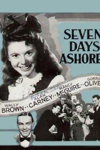 Seven Days Ashore as Betty
