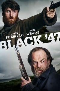Black 47 as Fitzgibbon