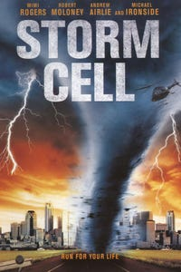 Storm Cell as James Laswell
