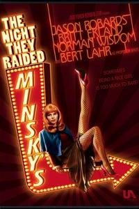 The Night They Raided Minsky's as Chick Williams