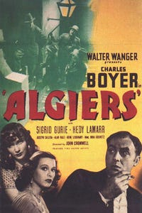 Algiers as Gaby